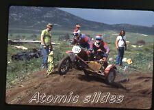 1978 35mm Photo slide  Motocross motorcycle race California #2