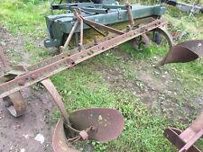 More details for potato ridger - 3 metre adjustable - tractor mounted -  £380