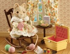 Sylvanian Families Calico Critters Grandmother at Home Set