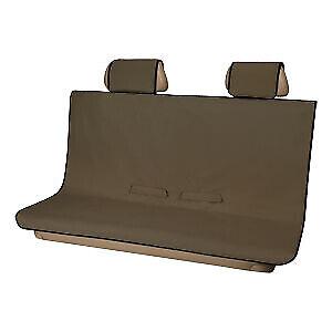 2015-21 GMC SUV & Trucks Gray Pet Friendly Protective Rear Seat Cover 19354228