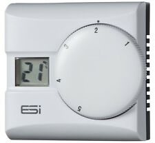 Esi electronic thermostat chauffage central stat avec affichage lcd esrtd 2