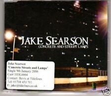 (E344) Jake Searson, Concrete & Street Lamps - DJ CD