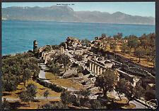 Italy Postcard - Lago Di Garda - Sirmione - Grotte Di Catullo  WC202
