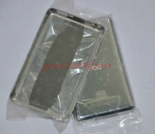 Slim(thin)  Metal Back Rear Housing Case Cover panel for iPod 7th classic 160gb