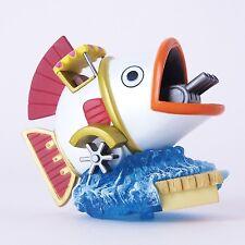 One piece East Blue Sunny Ship Figure World Scale 1/144 Bandai Japan Vintage Toy