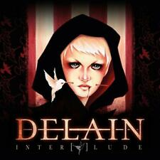 DELAIN - Interlude ltd. DIGI CD+DVD NEU