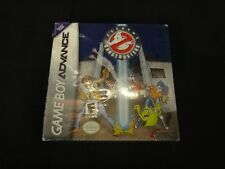 Extreme Ghostbusters (Nintendo Game Boy Advance, 2003) Brand New Factory Sealed