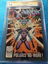 Uncanny X-Men #250 - Marvel - CGC SS 9.6 NM+ - Signed by Steve Leialoha