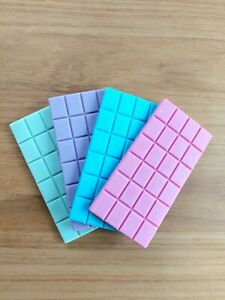 XL WAX MELT SNAP BARS - RRP £6.99 - HIGH QUALITY - FREE SHIPPING - WHOLESALE