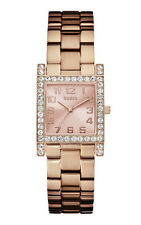 Guess W0128L3 Stylist Women's Watch - Bezel with Crystals