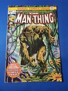 Man-Thing #1 G/VG