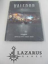 Warhammer 40k Apocalypse War Zone - Valedor Hardback (J1A33)