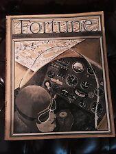 Fortune Magazine May 1933