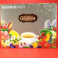 Celestial Seasonings Sleepytime Herbal Tea 24 Keurig K-Cups   Expired 04/10/2019