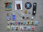 square badge 'notts forrest fc' nottingham forest