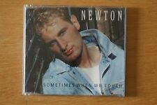 Newton   ‎– Sometimes When We Touch   (C198)