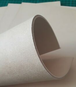 Punzierleder, Dickleder, Blankleder pflanzlich gegerbt, naturbelassen bis zu 3,5