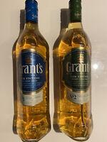 Grant's Cask Edition Set (Ale Cask & Sherry Cask) Whisky 2x0,7L