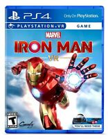 Marvel's Iron Man VR for PlayStation 4 [Brand New Video Game / Sealed] Sony PS4