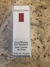 New/Sealed Elizabeth Arden Good Morning Eye Treatment NIB