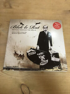 Signed Bleck Le Rat Book (precurser artist to Banksy)