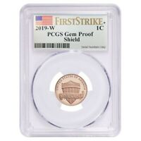 2019 W Proof Lincoln Penny Cent Comm. PCGS Gem PF FS