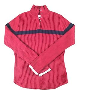 Tommy Hilfiger Women's Jumper / Cardigan, Vintage Designer , Ladies Jumper, X L