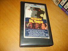 Betamax *THE ISLAND OF Dr MOREAU* 1977 Pre Cert CEL Issue Cult Horror Thriller!
