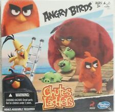 """Chutes and Ladders """"ANGRY BIRDS"""" Kids & Family Board Game Brand New in Sealed"""