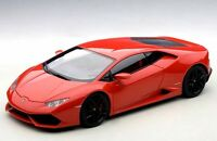 Lamborghini Huracan LP 610-4 (rosso mars metallic/red metallic) 2014