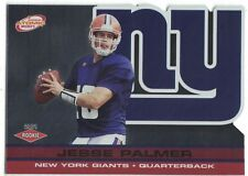 2001 Pacific Prism Atomic Die-Cut RC #180 Jesse Palmer New York Giants 128/310