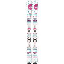 2016 Rossignol Terrain Girl 140cm Junior Skis w/ Xelium JR 70 Bindings