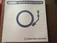 "sound of now records vol 1 - bass station. 12"" vinyl australian label"