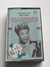 Ella Fitzgerald Sings The Duke Ellington Songbook - Cassette Used Very Good