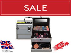 Technic Essentials Vanity Cosmetics Case Perfect Make Up Ladies/Girls Gift set