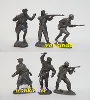 Battle of Stalingrad tin alloy collectible Toy metal soldier Publius 54mm 1/32