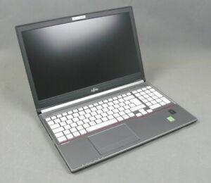 Notebook Fuijitsu Lifebook E754 i5 2,6GHz 8GB RAM 240GB SSD WINDOWS 10 TOP