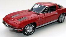 1963 Chevy Vette Corvette Chevrolet 1 24 StingRay 43 Sport 18 Car 64 Vintage 12