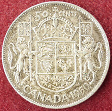 Canada 50 cents 1950 (D3004)