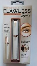 JML Finishing Touch Flawless BROWS Hair Remover- WHITE