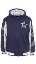 Nuevo tiempo de 5 de los Dallas Cowboys Super Bowl campeonatos Chaqueta  conmemorativa 19a510490f0