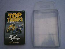 T12) Top Trumps MOTOGP motore moto tutte le 33 carte ottime condizioni-con Custodia