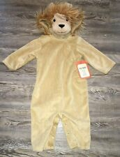 Pottery Barn Kids Baby Lion Halloween Costume Size 6-12 Months New