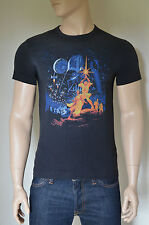NUOVO Abercrombie & Fitch vintage Star Wars Darth Vader GRAPHIC TEE T-SHIRT S