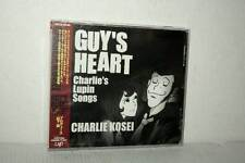 GUY'S HEART ~ Charlieøs Lupin Songs ~ CD AUDIO USATO COME NUOVO JAP VBC 50801