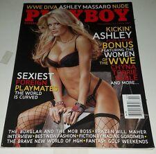 Playboy April 2007 WWE wrestling Diva Ashley Massaro Nude,sexy Foreign playmates