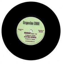 """ELECTRIC EXPRESS Hearsay NEW NORTHERN / MODERN SOUL 45 (GRAPEVINE) 7"""" Vinyl"""