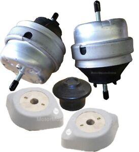 9L0436T 5pc Motor Mounts fit 1.8L 1998 - 2005 Volkswagen Passat A/T Transmission