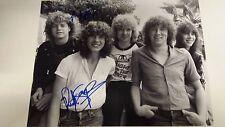 DEF LEPPARD signed 11x14 photo - Proof - Rick Allen Rick Savage