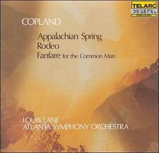 Appalachian Spring / Fanfare / Rodeo, New Music